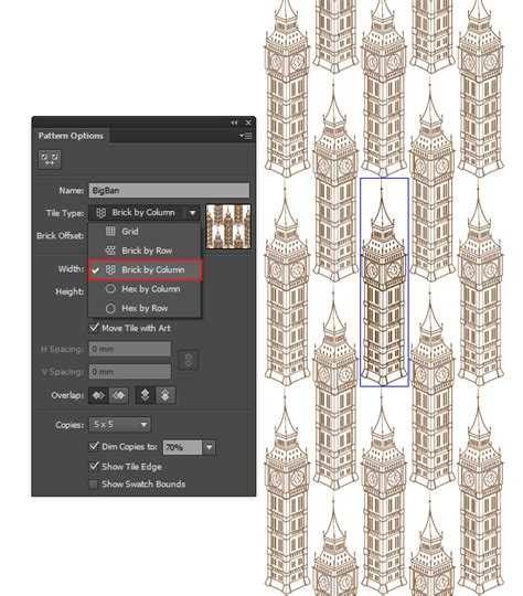 illustrator pattern offset quick tip how to create a seamless pattern in adobe