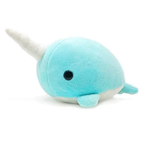 amazon com higogogo super cute plush toy bean bag chair pink red bellzi teal narwhal stuffed animal plush toy adorable
