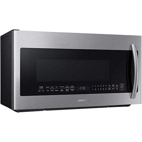 Microwave Samsung Low Watt samsung 900 watt 2 1 cu ft the range powergrill