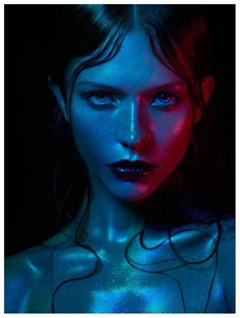 colored gels for lights gel colours faces pinterest the silk portrait and
