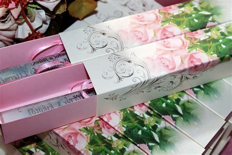 Hochzeitseinladung In Box by Gerollte Hochzeitseinladung In Der Box
