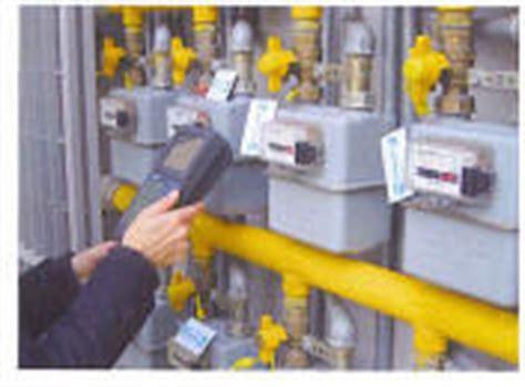 piombatura contatore gas nextesa