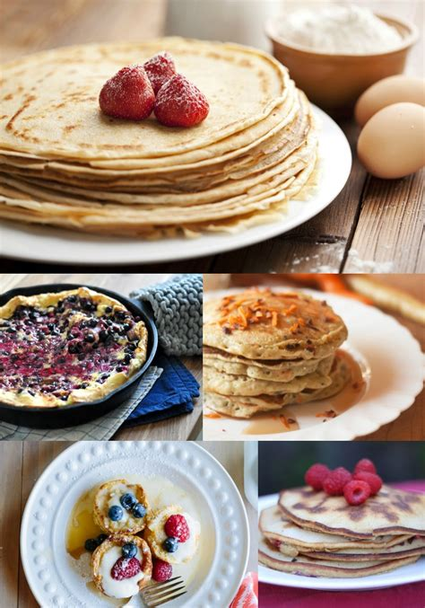 pancake recipes so good they ll make your whole weekend
