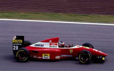 1993 Ferrari F93A Pictures, History, Value, Research, News   conceptcarz.com