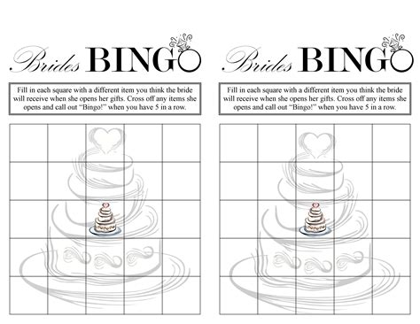 bridal shower printable bingo wedding ideas on bridal shower wedding songs and wedding poses