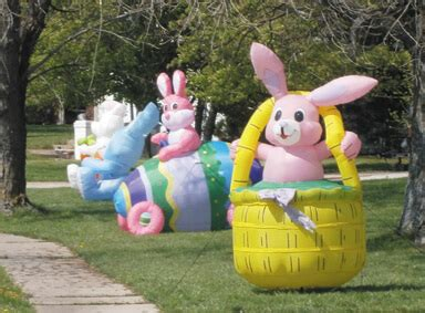 best easter yard inflatables 2016 yard inflatable life