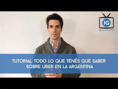 youtube tutorial uber tutorial todo lo que ten 233 s que saber sobre uber en