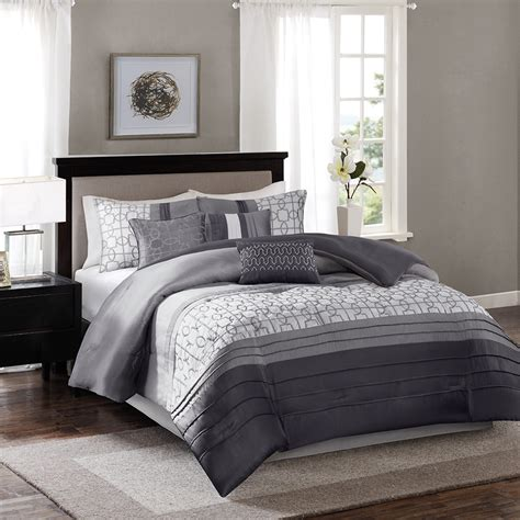 madison park 7 piece comforter set madison park bradford 7 piece comforter set