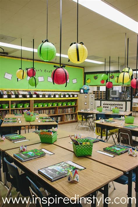 Classroom Decorating by Style Dob15 Inspired In Style