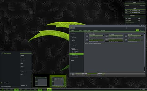 themes for windows 7 nvidia nvidia desktop for windows wip by yorgash on deviantart