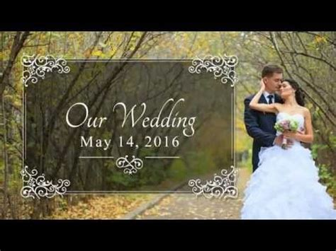 1000 Images About Wedding Templates And Slide Styles On Pinterest Wedding Love Photos And Style Proshow Gold Templates