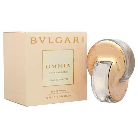 Parfum Bvlgari For bvlgari omnia crystalline l eau de parfum by bvlgari for 1 35 oz edp spray perfume
