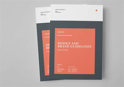 jcu design guidelines brand manual guidelines on behance