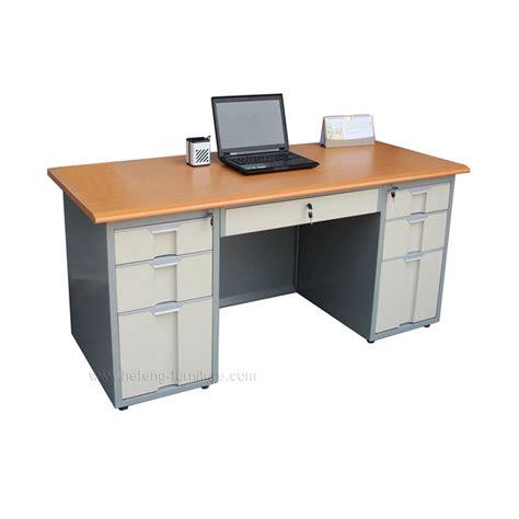 Jual Meja Kerja Portable jual meja kantor hefeng furniture