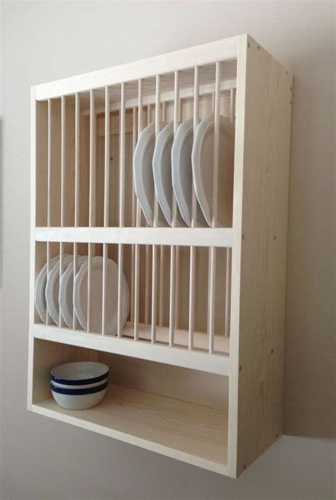 Plate Shelf by 10 Easy Pieces Wall Mounted Plate Racks Remodelista