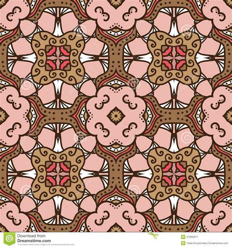 pattern brown pink pink brown pattern stock image image 31065871
