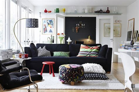 Ikea Wool Rugs by How To Mix Scandinavian Designs With What You Already Have