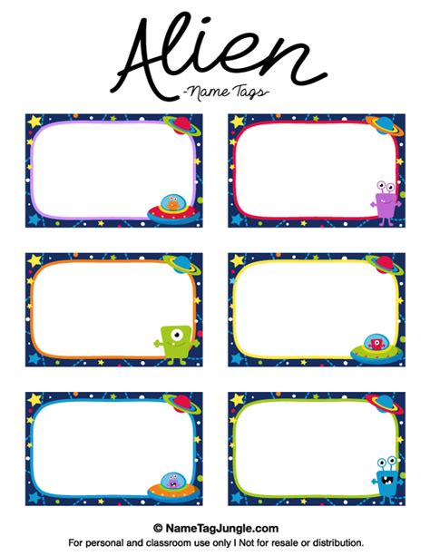 free printable name tags the template can also be