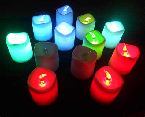 small electric candle ls lilin elektrik mini electric candle 372 barang unik