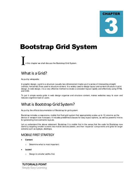 bootstrap tutorial series bootstrap tutorial