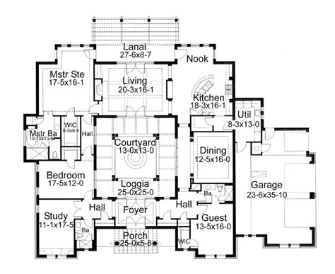 italian home plans house plan 75123 at familyhomeplans com