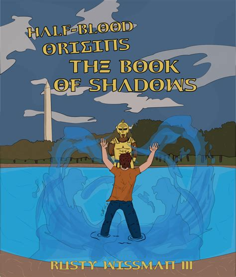 Book Of Origins halfblood origins the book of shadows cover picture
