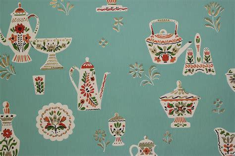 Vintage Kitchen Wallpaper Uk by Rosie S Vintage Wallpaper History Of Kitchen Wallpaper