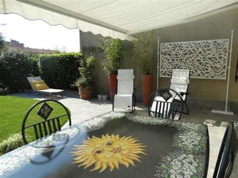 Giardino Villetta A Schiera by Un Giardino Con I Colori Sole Progettare Giardini