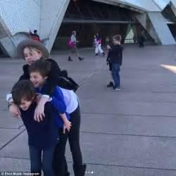 elon musk kids amber heard dotes on elon musk s children daily mail online