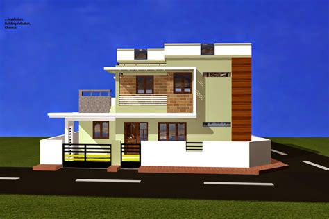 building valuation in india plan 3d elevation and