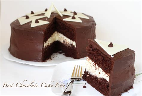 Chocolate Cakes by The Best Chocolate Cake Recipe Dishmaps