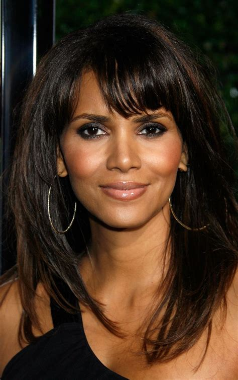 144 best halle berry images on Pinterest   Berries, Faces