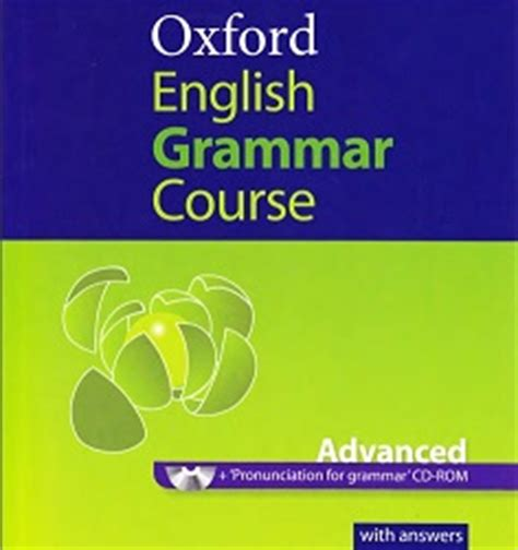 oxford english grammar course 0194420825 oxford english grammar course advanced