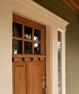 Craftsman Exterior Doors Craftsman Door Traditional Front Doors Other Metro By River City Window Door