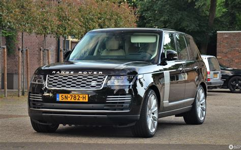 new land rover range rover 2018 land rover range rover autobiography 2018 28 may 2018