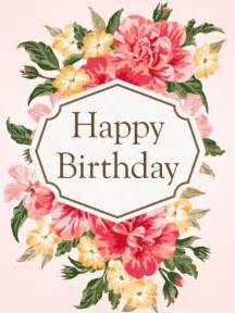 18 best flower birthday cards images on flower birthday birthday wishes and cards
