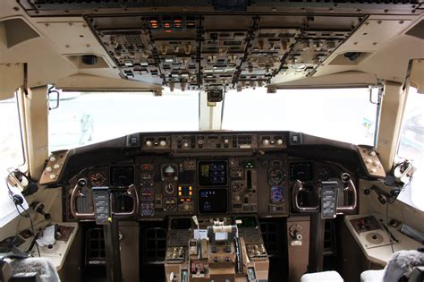 B757 Interior by The Gallery For Gt Boeing 757 Cockpit Layout