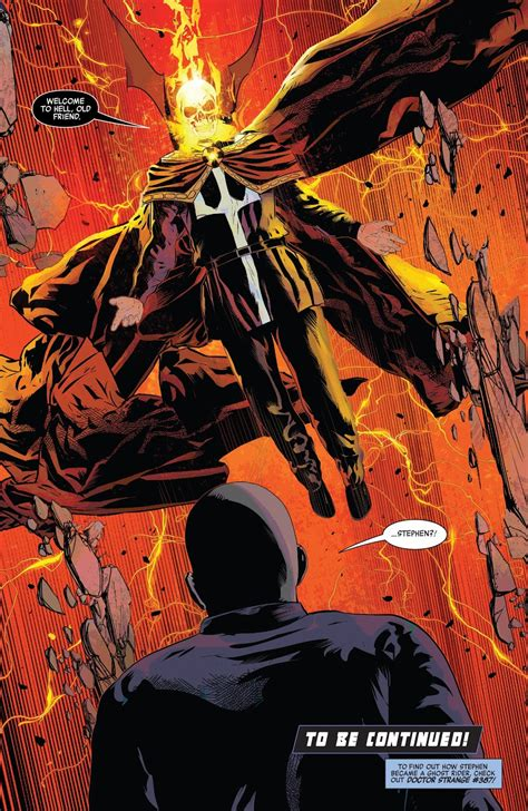Doctor Who Riders by Marvel Just Created A Brand New Ghost Rider Bounding