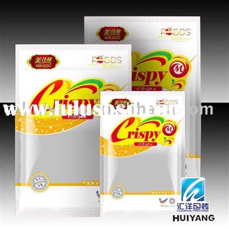 Plastik Snack Size L plastic bag packaging food plastic bag packaging food