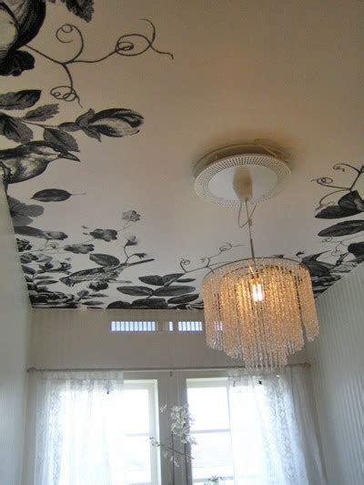 Cool Ceiling Painting Ideas by Painted Ceiling Cool Stuff