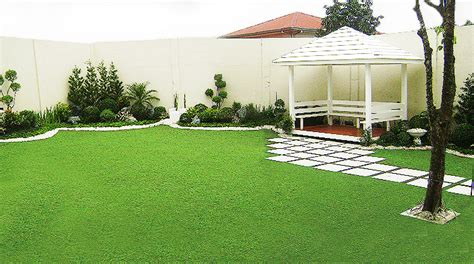 Home Garden Design In The Philippines Green World Builders Inc Landscaping Philippines