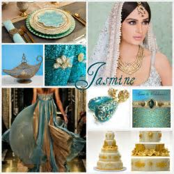 Princess Jasmine Wedding Ideas   epicweddingideas