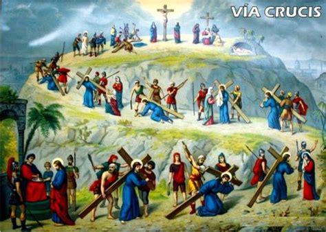 imagenes de jesus del via crucis via crucis