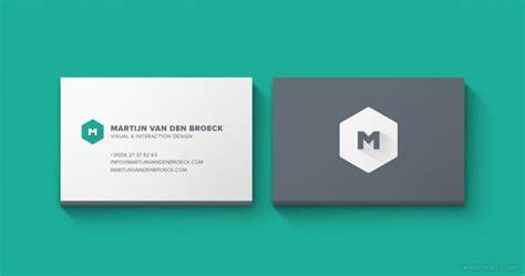 Visitenkarten Inspiration by 50 Creative Corporate Business Card Design Exles