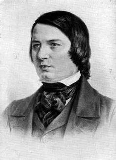 Schumann 4 Sketches by Robert Schumann 1810 1856 Drawing 1853 By Jean