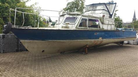 boot 12 meter te koop 12 meter patrouille boot politie boot grenzboot 175pk