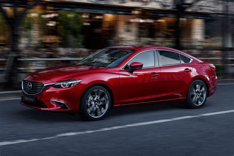 Mazda Presente Sa 6 Millesime 2107 En Versions Berline Et