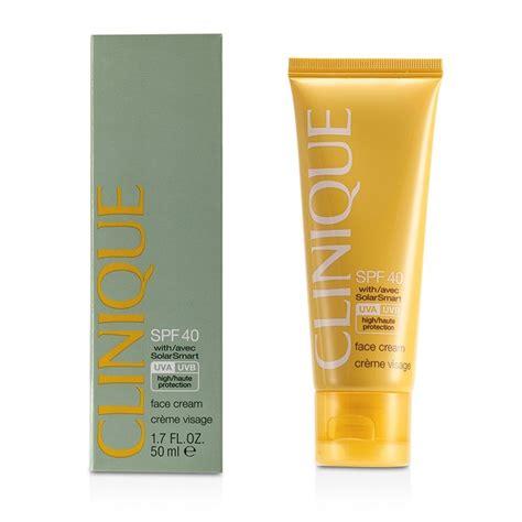 Sunscreen Clinique clinique sun spf 40 uva uvb fresh