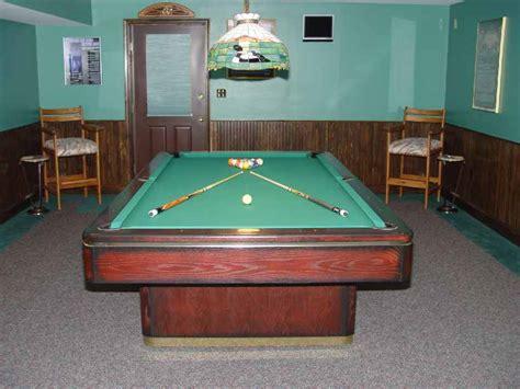 home billiard room designs