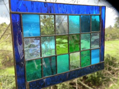 stained glass hanging l hanging panel stained glass all about house design